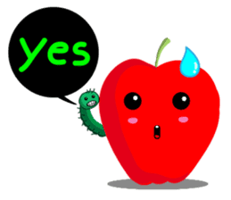 Fruity fun sticker #5790029