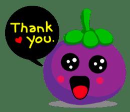 Fruity fun sticker #5790031