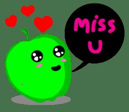Fruity fun sticker #5790037