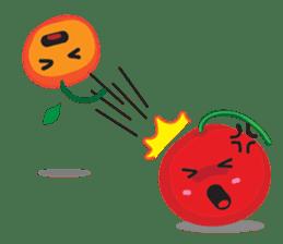 Fruity fun sticker #5790041