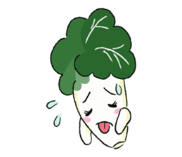 Little Jade Cabbage sticker #5792386