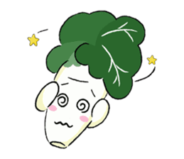 Little Jade Cabbage sticker #5792403