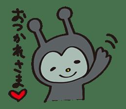 Baikinchan sticker #5795846