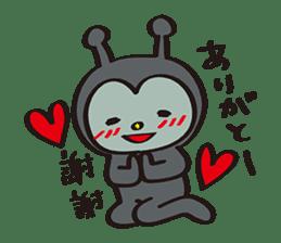 Baikinchan sticker #5795847