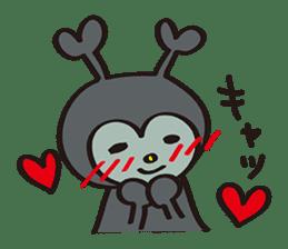 Baikinchan sticker #5795848