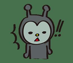 Baikinchan sticker #5795849