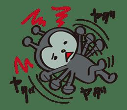 Baikinchan sticker #5795852