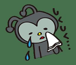 Baikinchan sticker #5795854