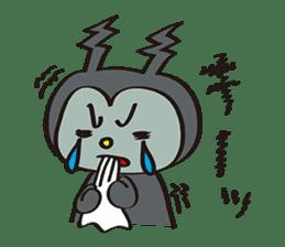 Baikinchan sticker #5795855