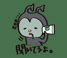 Baikinchan sticker #5795858
