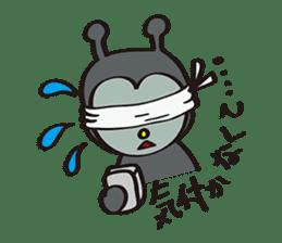 Baikinchan sticker #5795861