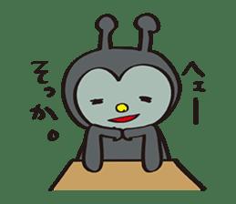 Baikinchan sticker #5795864