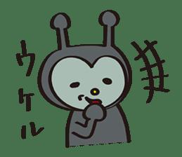 Baikinchan sticker #5795875