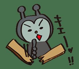 Baikinchan sticker #5795882