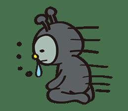 Baikinchan sticker #5795883