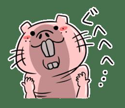 Deba chan2 sticker #5797328