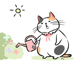A couple of stray cats part 2 sticker #5797373