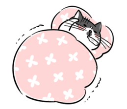 A couple of stray cats part 2 sticker #5797386