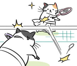 A couple of stray cats part 2 sticker #5797400