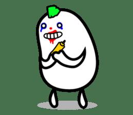 Hot Dog Man Cute Version : Opposition sticker #5797524
