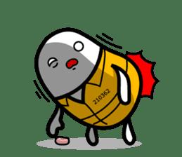 Hot Dog Man Cute Version : Opposition sticker #5797548