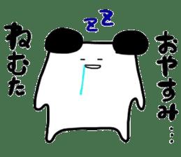 UZAKITOPANTA sticker #5797928