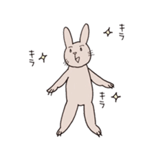 U Taro everyday of rabbit change edition sticker #5798073