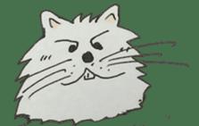Kool Katz 1 sticker #5799045