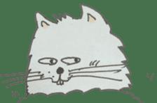 Kool Katz 1 sticker #5799047