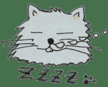 Kool Katz 1 sticker #5799056