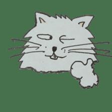 Kool Katz 1 sticker #5799059