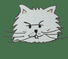 Kool Katz 1 sticker #5799060