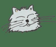 Kool Katz 1 sticker #5799065
