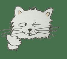 Kool Katz 1 sticker #5799079
