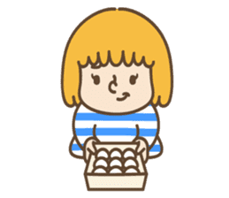HONNO KIMOCHI sticker #5805126