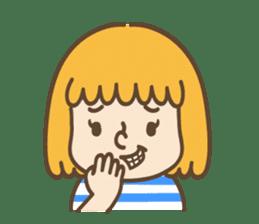 HONNO KIMOCHI sticker #5805133