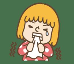 HONNO KIMOCHI sticker #5805141