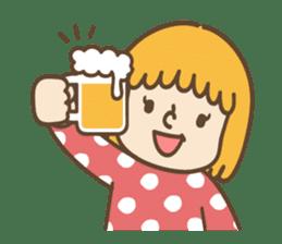 HONNO KIMOCHI sticker #5805159