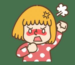 HONNO KIMOCHI sticker #5805163