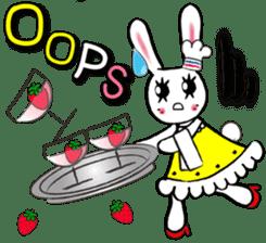 PRINCESS RABBIT FROM JAPAN sticker #5807325