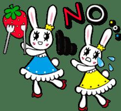 PRINCESS RABBIT FROM JAPAN sticker #5807328