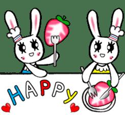 PRINCESS RABBIT FROM JAPAN sticker #5807332