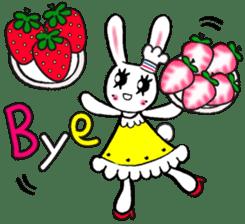 PRINCESS RABBIT FROM JAPAN sticker #5807334
