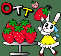 PRINCESS RABBIT FROM JAPAN sticker #5807338