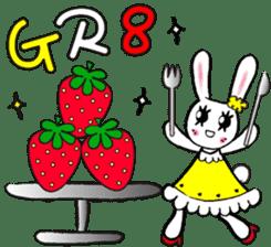 PRINCESS RABBIT FROM JAPAN sticker #5807339