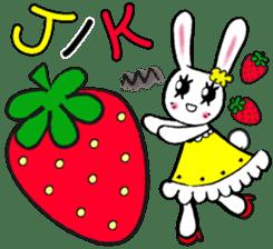 PRINCESS RABBIT FROM JAPAN sticker #5807340