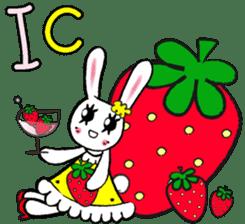 PRINCESS RABBIT FROM JAPAN sticker #5807342