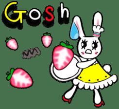 PRINCESS RABBIT FROM JAPAN sticker #5807349