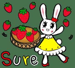 PRINCESS RABBIT FROM JAPAN sticker #5807353