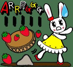 PRINCESS RABBIT FROM JAPAN sticker #5807356